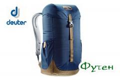 Рюкзак для города Deuter WALKER 16 midnight-lion