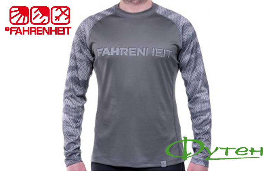 Футболка Fahrenheit SOLAR GUARD Sota grey