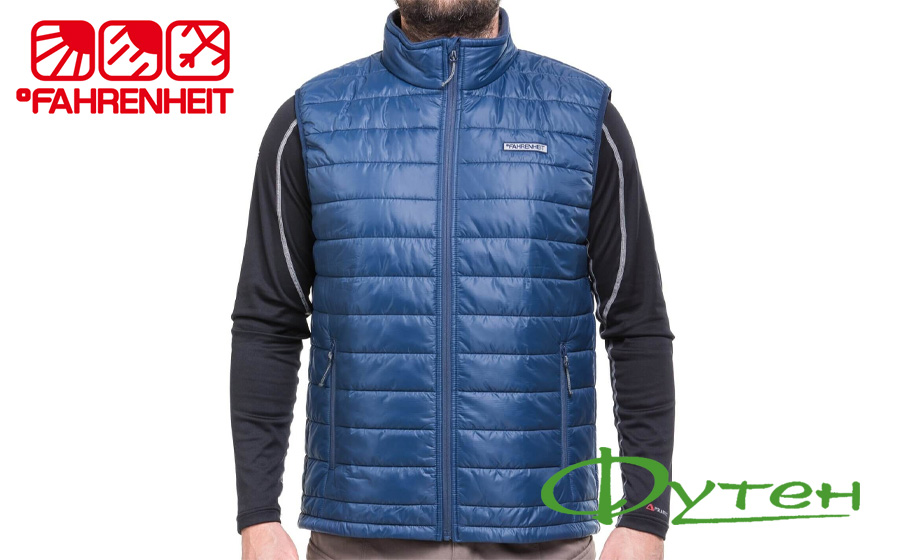 Жилет Fahrenheit JOKER VEST R blue