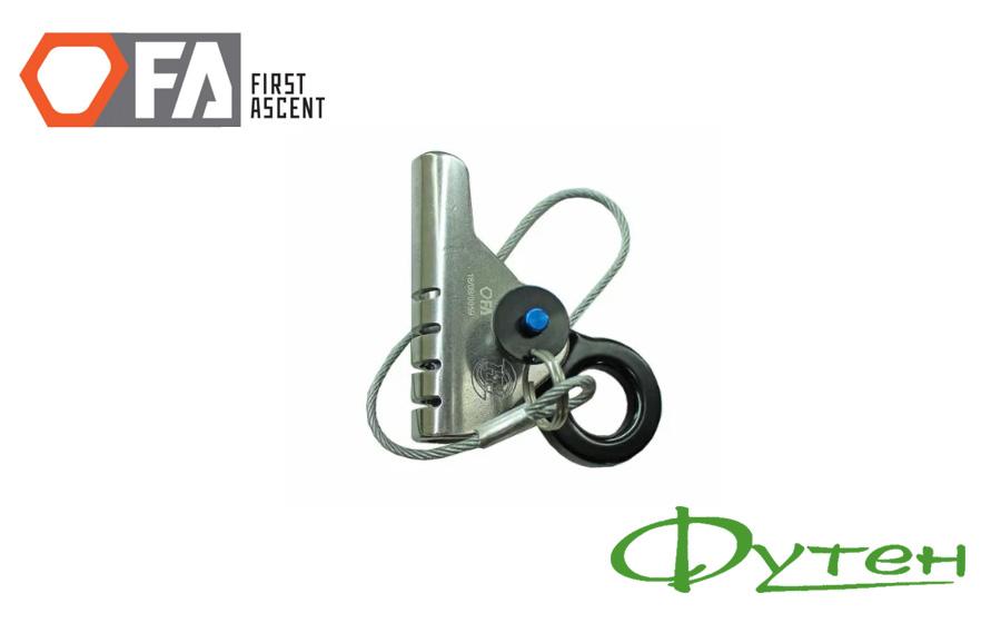 Зажим для веревки First AscentNH