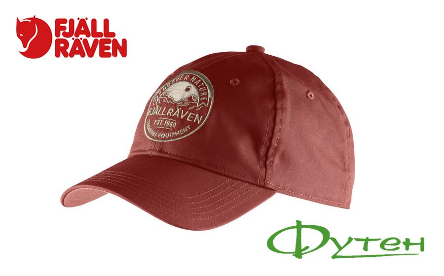 Fjallraven FOREVER NATURE CAP dahlia
