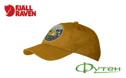 Fjallraven LAGERPLATS CAP dandelion
