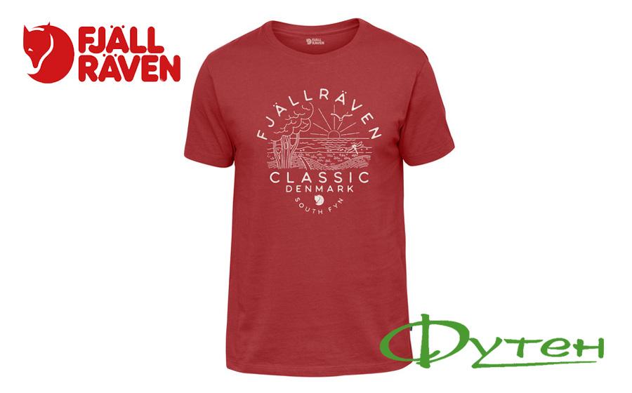 Fjallraven CLASSIC DK T-SHIRT lava