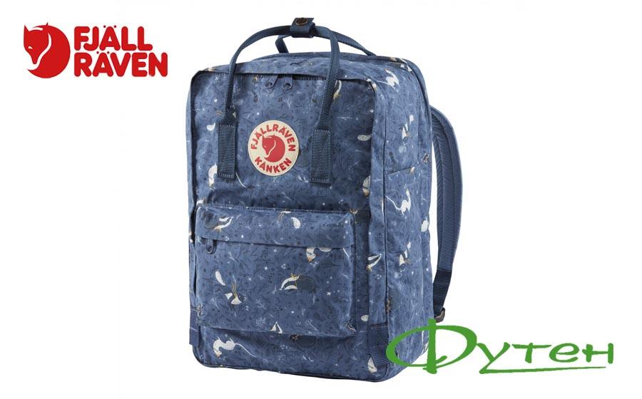 Рюкзак FjallRaven KANKEN ART Laptop 15 blue