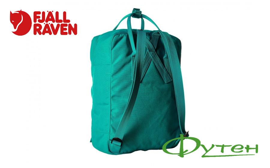 Fjallraven RE-KANKEN 16 emerald