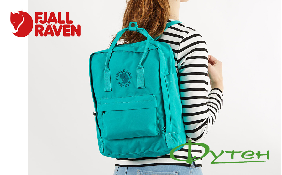 Рюкзак Fjallraven RE-KANKEN 16 emerald
