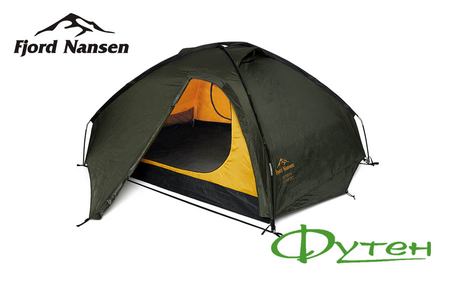 Палатка Fjord NansenSIERRA 3 COMFORT