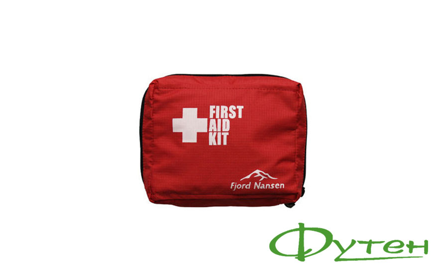 Аптечка Fjord Nansen FIRST AID KIT red