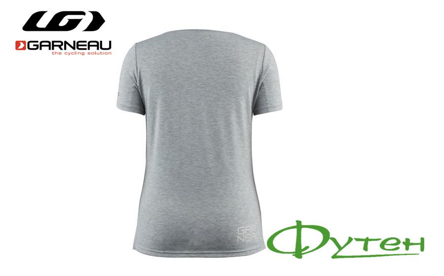 футболка Garneau Womens T-dirt HEATHER