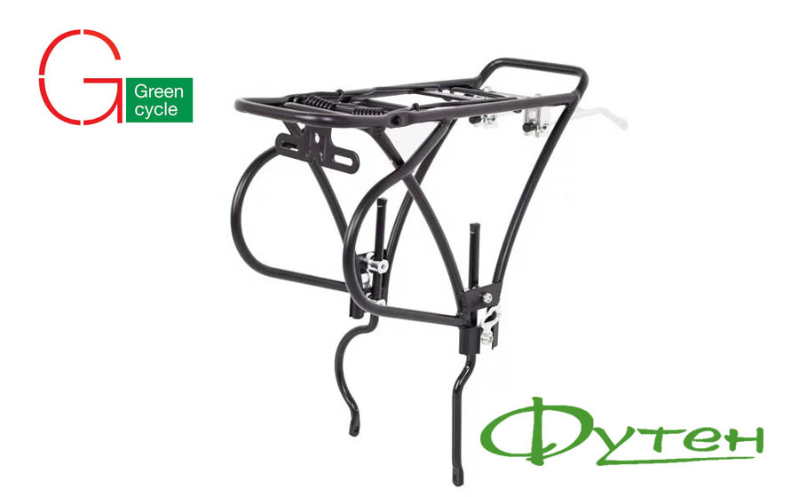 Багажник Green Cycle GCR-431