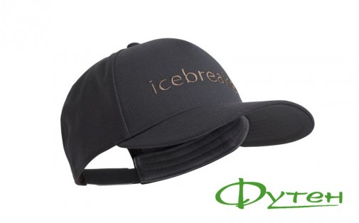 Кепка Icebreaker LOGO HAT monsoon
