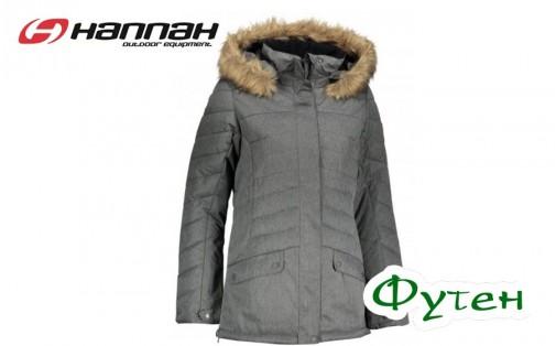 Куртка женскаяутепленная HannahRAOLA grey mel