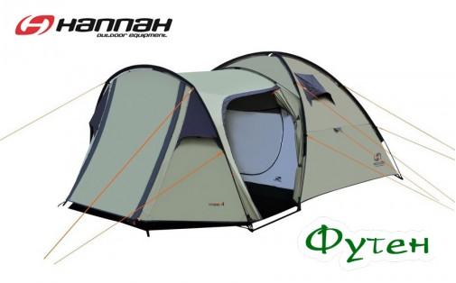 Палатка кемпинговая HANNAH TRIBE 4