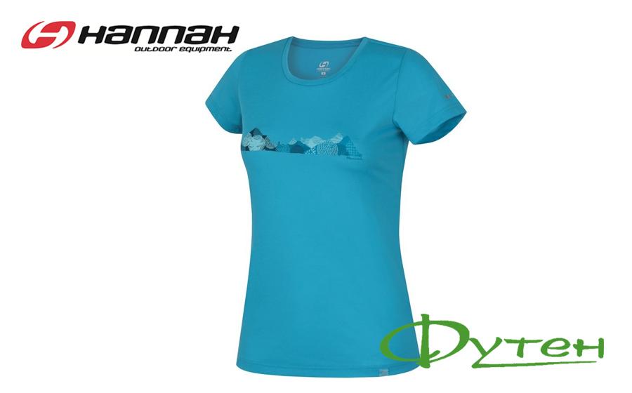 футболка HannahCOREYbluebird