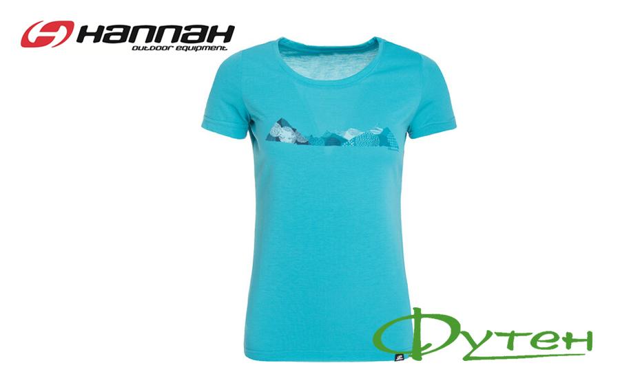 Женская футболка HannahCOREY