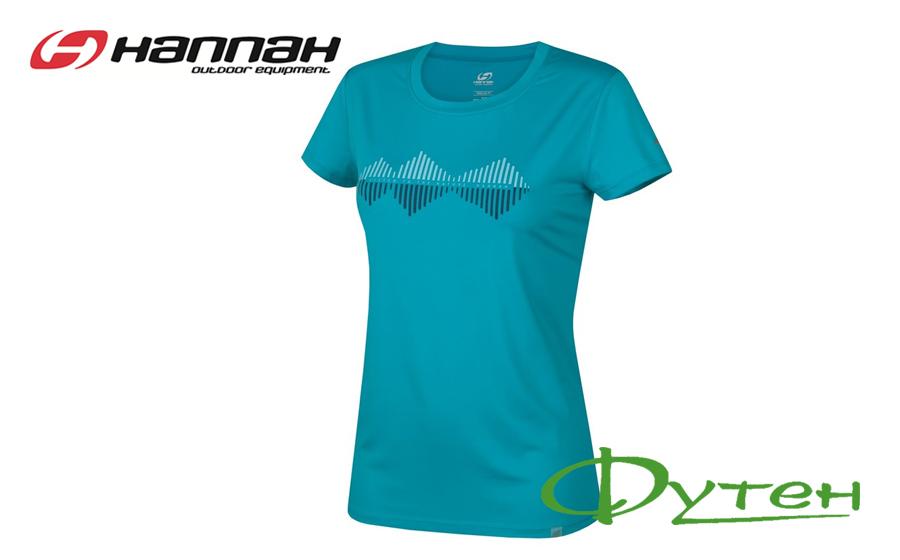 футболка HannahSAFFI bluebird