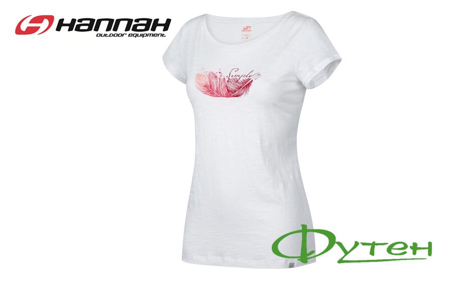 футболка HannahSALDIVA bright white