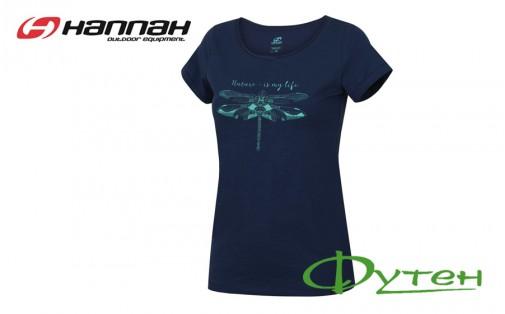 футболкаHannahKARMELA dark denim