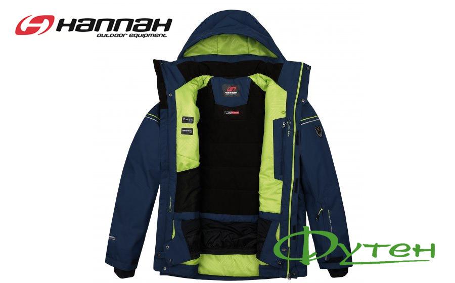 Куртка мужская Hannah MARRIM midnight navy