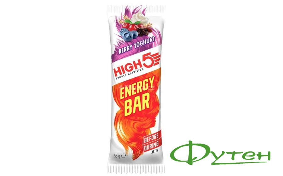 Батончик High5 ENERGY BAR berry yoghurt
