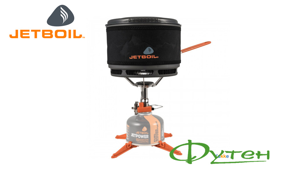 Кастрюля Jetboil CERAMIC Cook Pot 1.5L