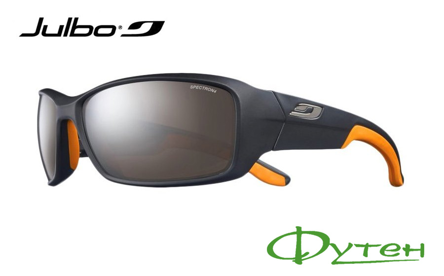 ОчкиJulbo RUNmat black/orange