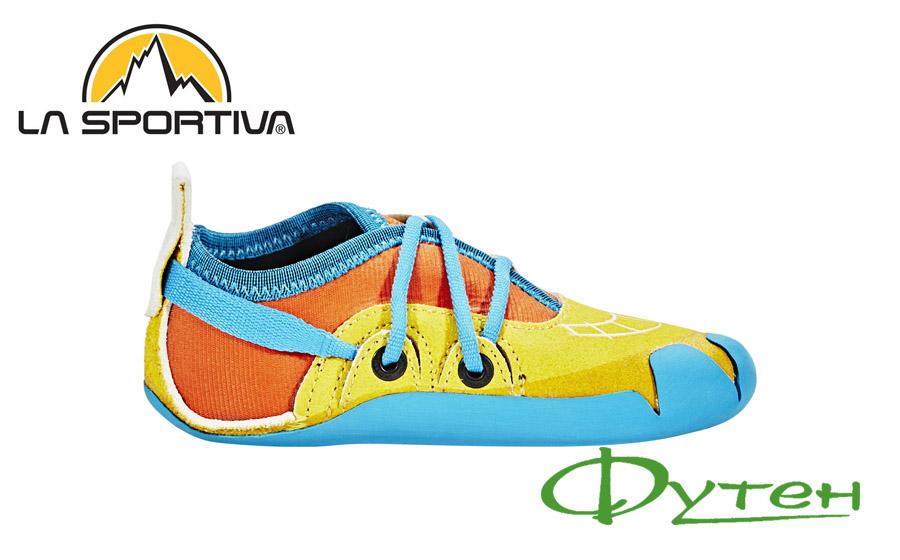 La Sportiva Gripit Yellow/Flame