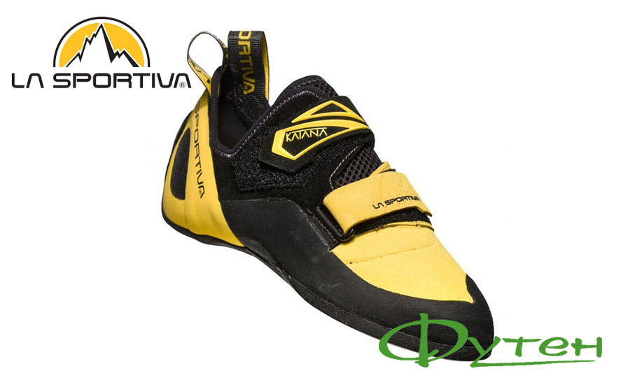 Скальники La Sportiva KATANA yellow/black