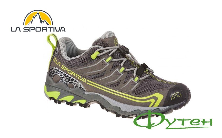 La Sportiva FALKON LOW carbon/apple green