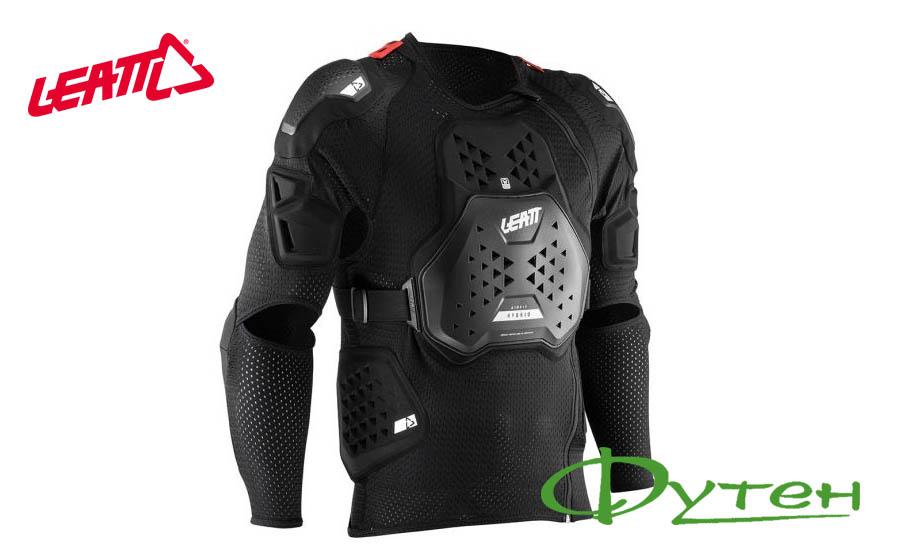 Защита LEATT Body Protector 3DF AirFit Hybrid Black