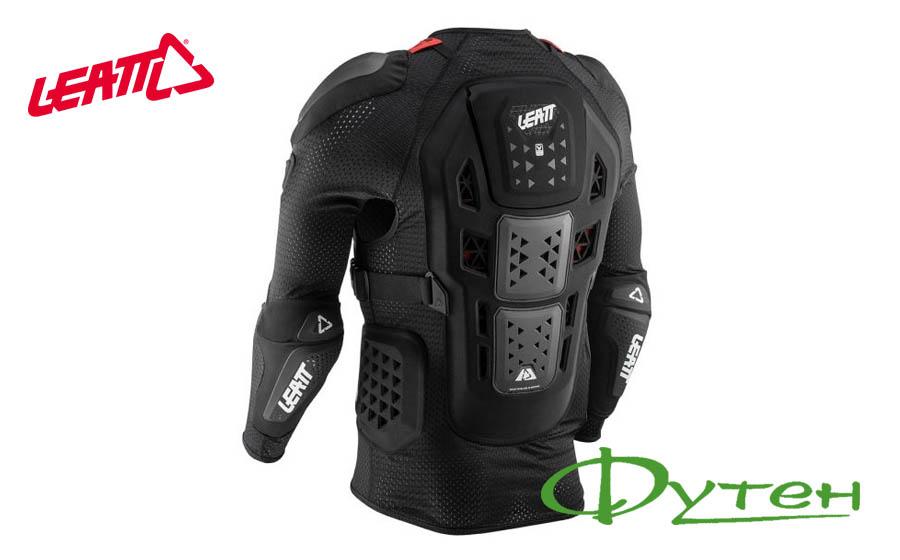 Защита LEATT 3DF AirFit Hybrid Black