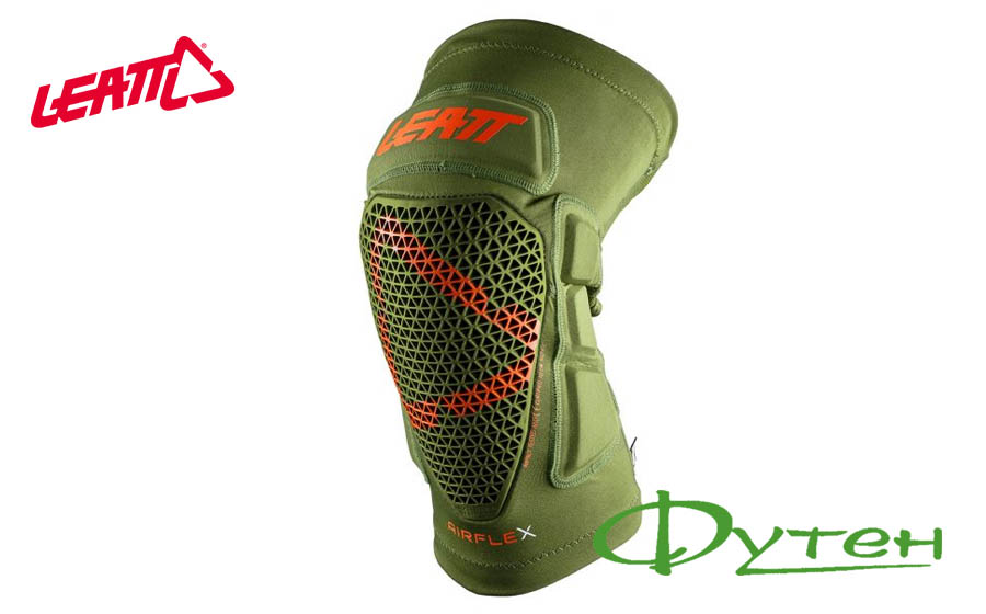 Наколенники LEATT Knee Guard AirFlex Pro Forest
