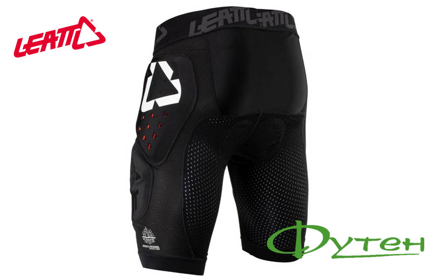 LEATT 3DF 4.0 Black