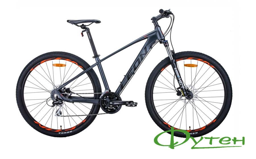 Велосипед Leon 29 TN-80 серый