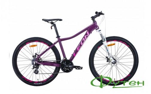 Велосипед женский Leon 27.5 XC-LADY