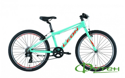 Велосипед Leon JUNIOR Vbr Al 24