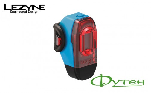 Мигалка Lezyne KTV DRIVE REAR blue