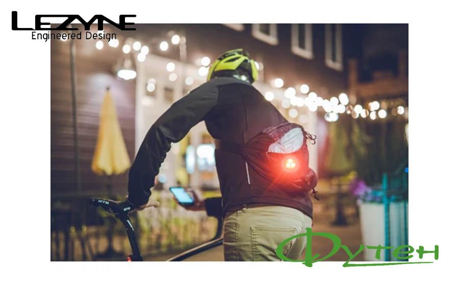 Мигалка Lezyne ZECTO DRIVE REAR LIGHT 80 Лм polish