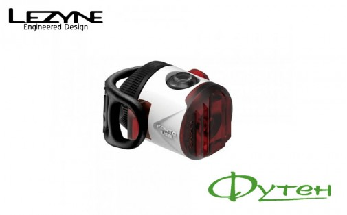 МигалкаLezyneFEMTO USB DRIVE REAR white