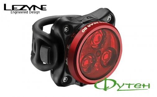 Lezyne ZECTO DRIVE REAR LIGHT 80 red