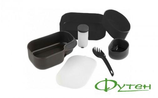 Набор посуды Wildo CAMP-A-BOX COMPLETE black