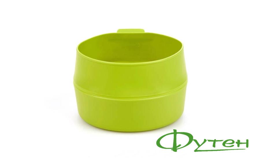 Чашка миска Wildo FOLD-A-CUP BIG lime