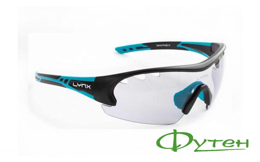 Велоочки Lynx DETROIT PH BB matt black/blue