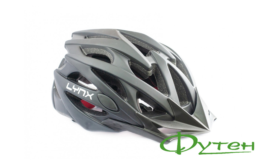 шлем Lynx VALE DI SOLE matt black
