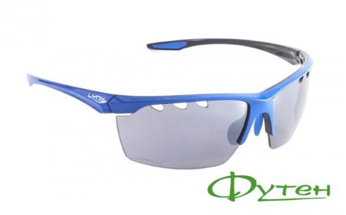 Велоочки Lynx DC black blue