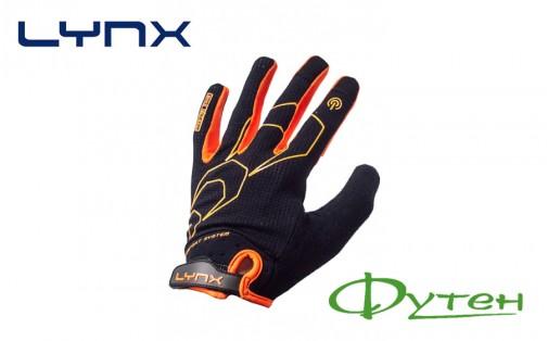 Вело перчатки Lynx ALL MOUNTAIN black/orange