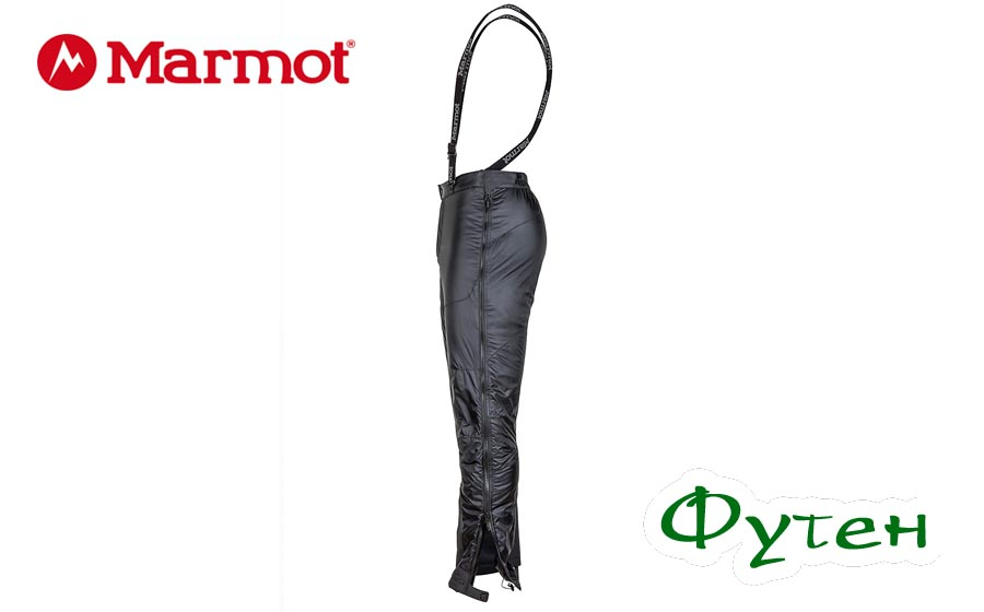 Marmot FIRST LIGHT PANT black