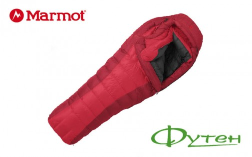 Спальник Marmot CWM Team Red/Redstone