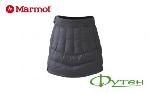 Юбка Marmot Wms PIP INSULATED SKIRT dark steel