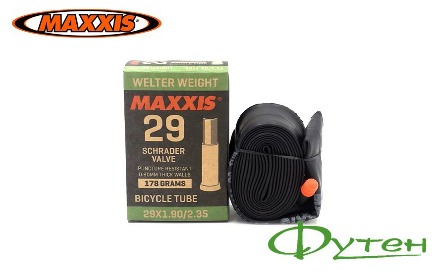 Велосипедная камера MaxxisWelter Weight 29x1.90/2.35 AV